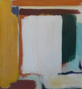 Untitled 1964- Giorgio Cavallon