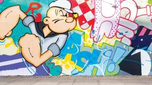 Mural- John CRASH Matos