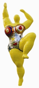 Niki de Saint Phalle, Les trios grâces (The Three Graces), 1999 © 2010 Niki Charitable Art Foundation, All rights reserved