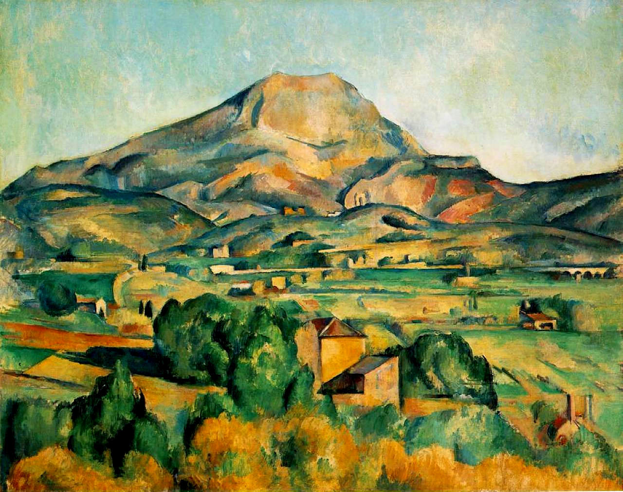 paul cezanne day of the artist