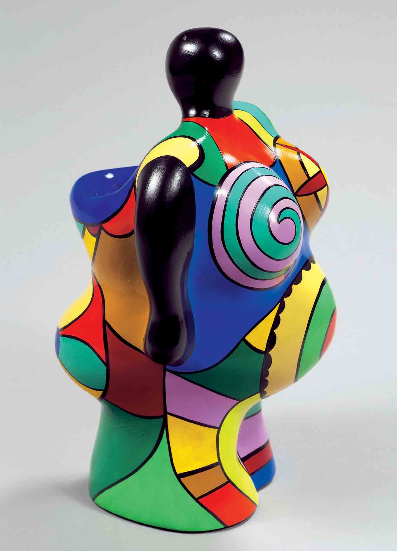 Day 218 niki de saint phalle nanas day of the artist - Nana de niki de saint phalle ...
