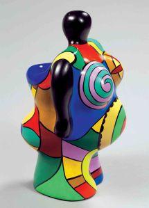 California Nana- Niki De Saint Phalle
