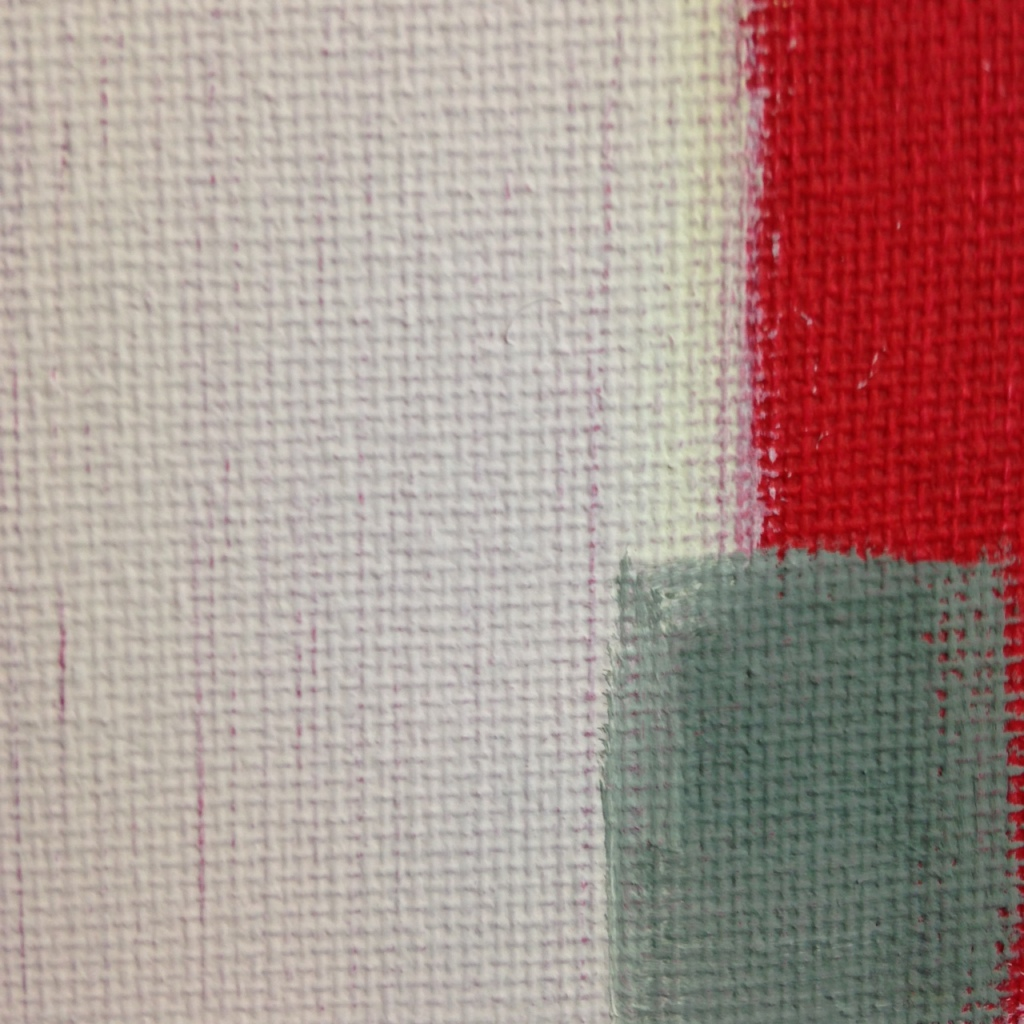Close-Up 2 Untitled 235- Tribute to Giorgio Cavallon Linda Cleary 2014 Acrylic on Canvas