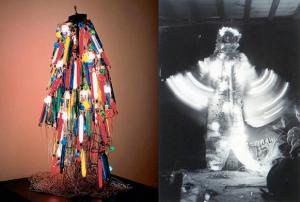 Atsuko Tanaka- Electric Dress