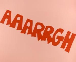 AAARRGH- Carl Ostendarp