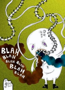 Blah Blah Blah- Linda Cleary