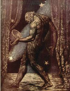 The Ghost of a Flea- William Blake