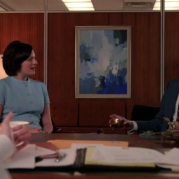 Blue Cascade (Featured on Mad Men Season 7)- Pamela Munger