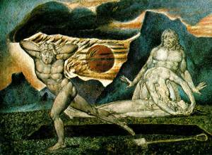 Abel- William Blake