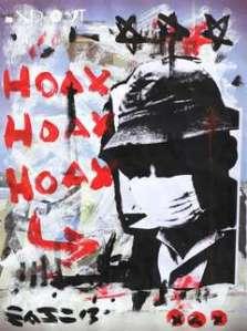 Hoax Man- Gary John