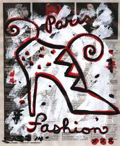 Paris Shoe- Gary John