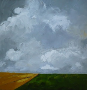 Green and Yellow Fields- Pamela Munger