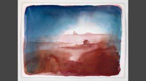 William Tillyer, 'Northern Arizona 3' 1984