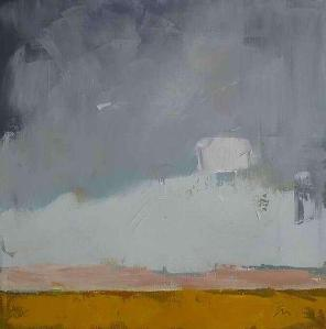 West Abstract Landscape- Pamela Munger