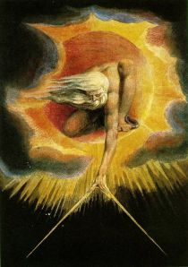 William Blake: The Ancient of Days, 1794