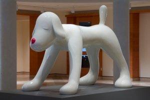 Aomori Ken Dog- Yoshitomo Nara