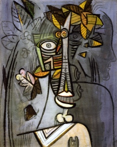 Wifredo Lam - Your Own Life, 1942