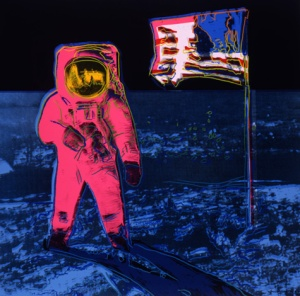 Moonwalk 1987- Andy Warhol