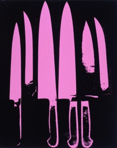Knives- Andy Warhol