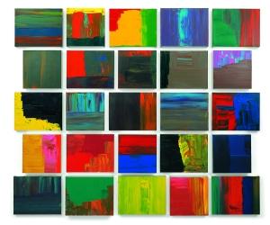 Gallery Installation- Pedro Calapez