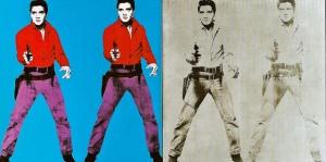 Elvis I & II- Andy Warhol