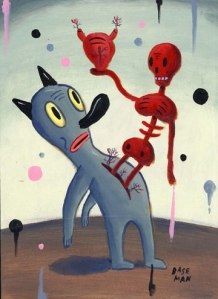 Gary Baseman-Open Wounds
