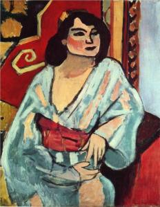 Algerian Woman- Matisse