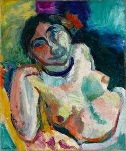 Gipsy Woman- Henri Matisse