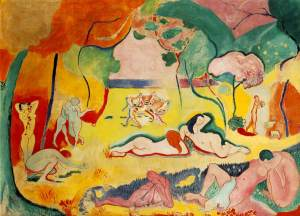 Joy of Life- Henri Matisse