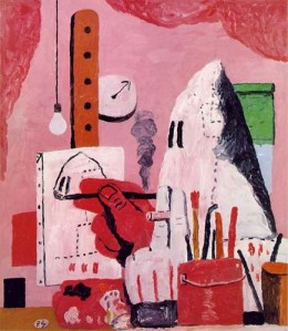 The Studio- Philip Guston