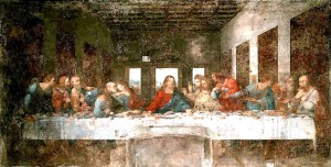 The Last Supper- Leonardo da Vinci