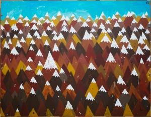 """Montañas"", Antonio Ballester Moreno, 2012"