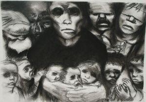 Survivors- Kathe Kollwitz