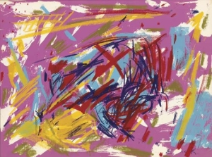 Untitled 1965- Elaine de Kooning