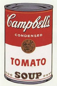 Campbell Soup- Andy Warhol