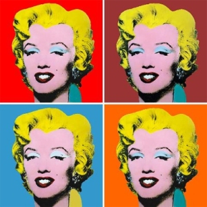 Marilyn- Andy Warhol