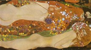 Water Snakes II- Gustav Klimt