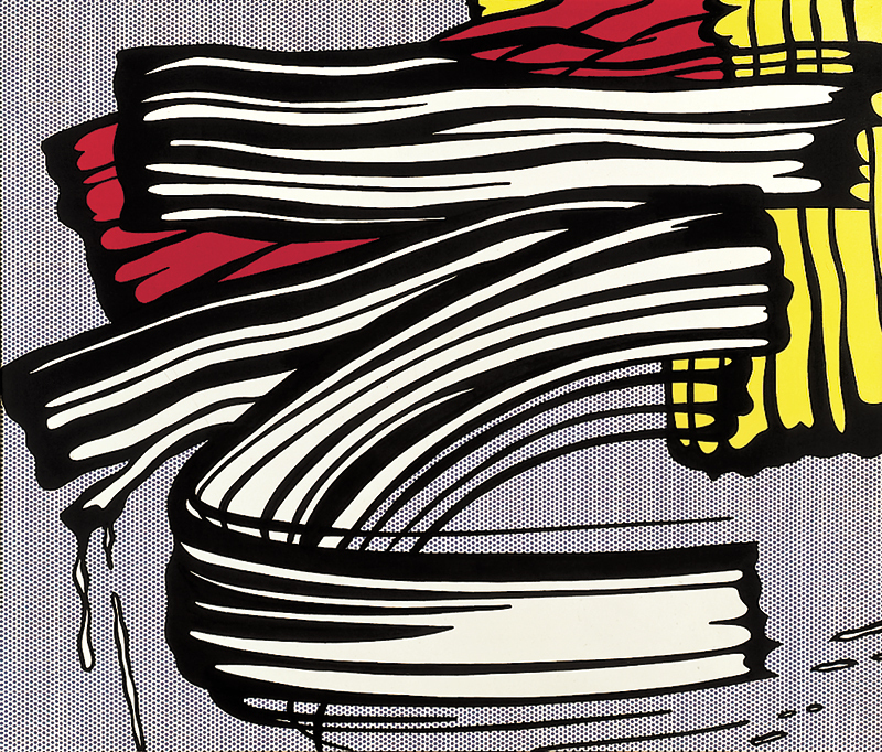 Lichtenstein Paintings