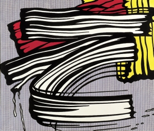 Little Big Painting- Roy Lichtenstein