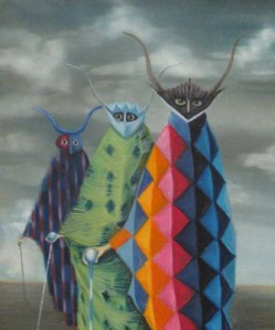 Bridget Bate Tichenor, Líderes (Leaders) Close Up