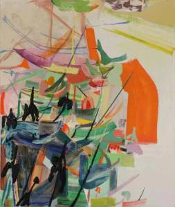 Pirate- Amy Sillman