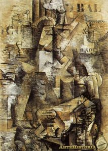 Georges Braque, Portugalczyk, 1911