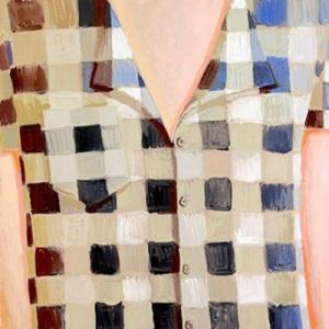 Check Shirt- Elena Sisto