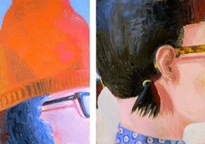 Hat 2013, Ear 2013- Elena Sisto