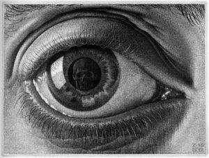 Eye- M.C. Escher