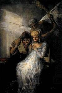 Lucientes- Francisco De Goya