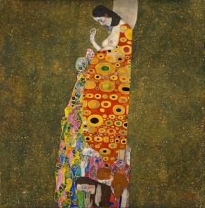 Hope II- Gustav Klimt