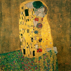The Kiss- Gustav Klimt