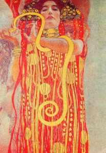 Hygeia- Gustav Klimt