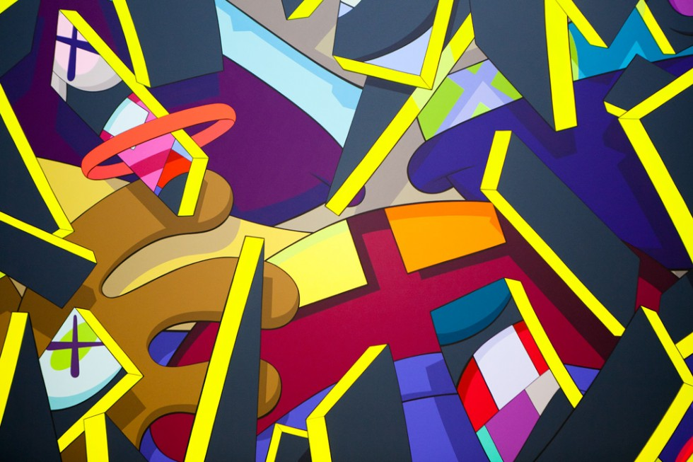 day 326 kaws infusion � day of the artist